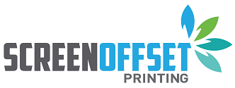 Screen Offset Printing Logo