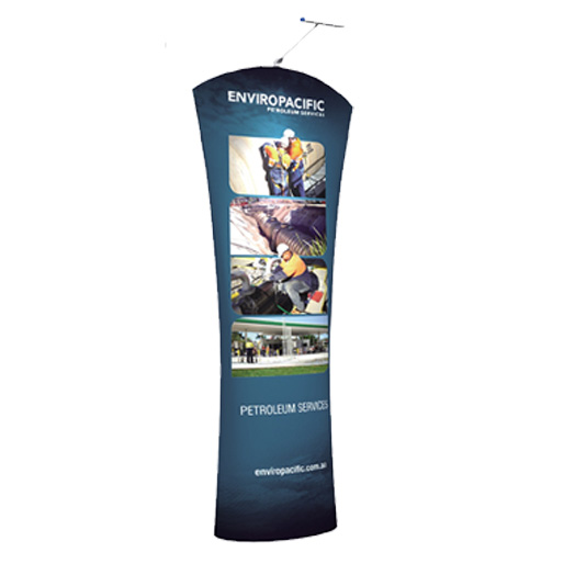 Tower Series - Fabric Tension Display