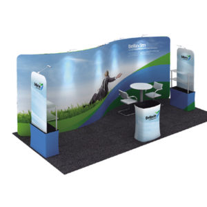 Trade Show Exhibition Package 1